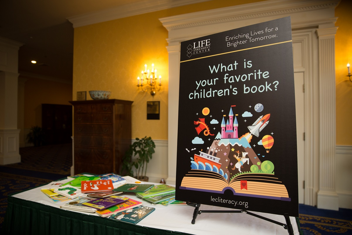 What's Your Favorite Kid's Book at LEC Banquet 2016