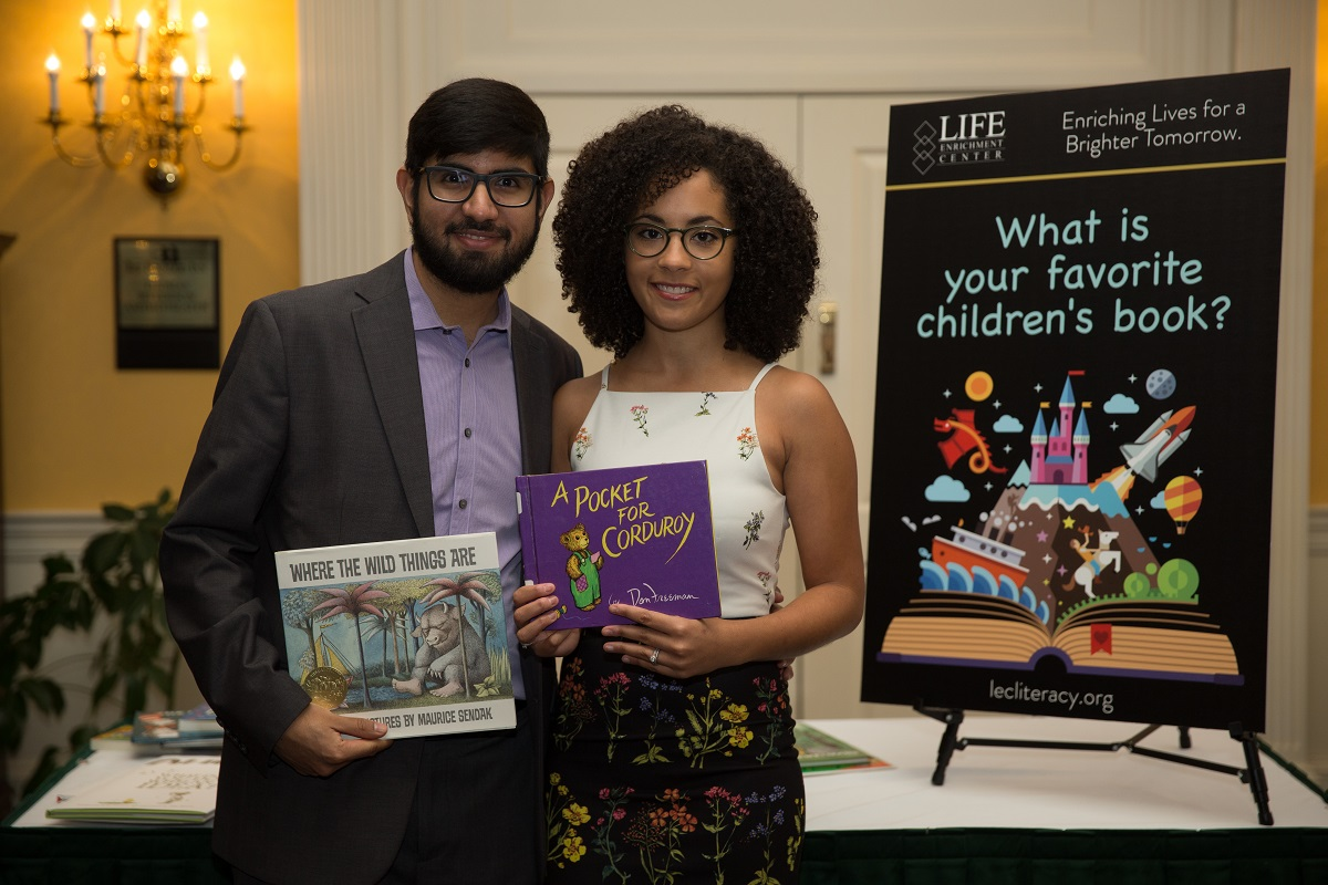 Josue and Natashia Souza at LEC Banquet 2016