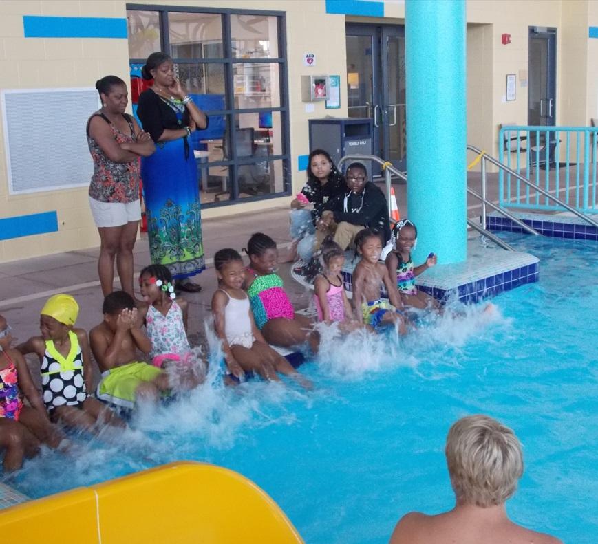 KROC Summer Swim Class