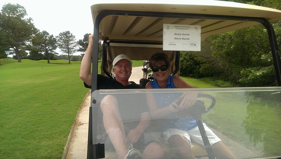 LEC Golf Classic Couple 2016
