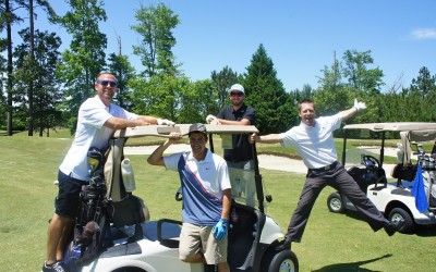 Ten Years of Fun + Hundreds of Golfers = Thousands of Children Helped